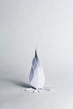 Paper Flame