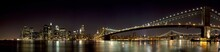 Big Apple And Brooklyn Bridge,...