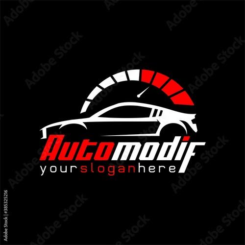 Fotografie, Tablou automotive logo