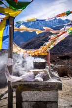 Nepal Himalaya Religion Buddhi...