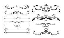 Hand Draw Element And Ornament...