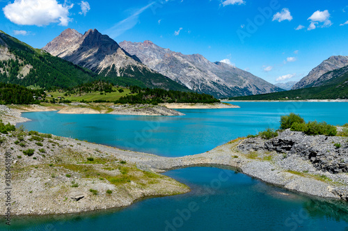 Photo Laghi Cancano 3 - Valtellina - Italia