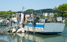 Foce Lesina, Apulia. Italy. Dr...