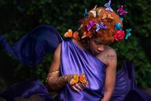 Butterfly Goddess