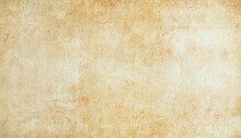 Old Beige Paper Background, Parchment Design With Distressed Vintage Stains And Spatter, Elegant Antique Brown Color