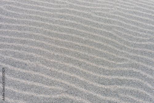 Fotografía 海岸にできた砂紋
