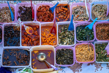 Variety Of Delicious Malaysian...