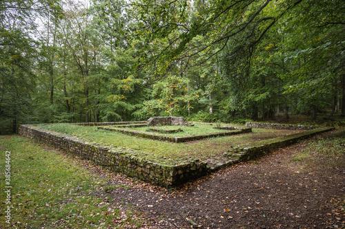 Photo Gallo-Römischer Tempel für Rosmerta und Merkur