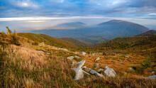 Beautiful Mountain Landscape. ...