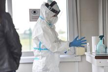 Testing Covid 19 Coronavirus T...