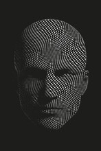 Digital Art And Painting Head Images