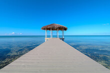 Beautiful Dock On The Caribbea...