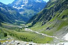 Gastern Valley In The Swiss Al...
