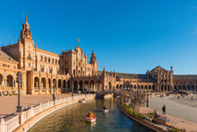 View Of Plaza De Espana In Mar...