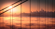 Scenic View Of San Francisco O...