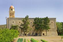 Church Of Moni Toplou Monaster...