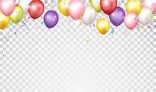 Birthday And Celebration Banne...