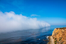 Extreme Fog Bank Rolling In Ov...