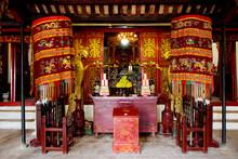 Hanoi, Vietnam, Inside The Ngo...