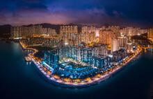 Panorama Images Of Hong Kong T...