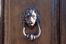 Metal Knobs With Decorative El...