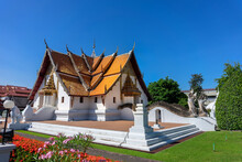 Ancient Lanna Temple Wat Phumi...