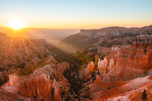 Bryce Canyon National Park Sun...