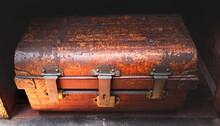 Antique Rust Iron Metal Lock B...