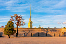 Peter And Paul Cathedral On Ha...
