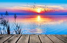 Bonita Pues De Sol Con Colores...