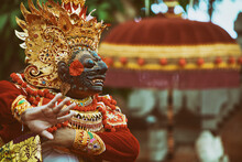 Traditional Balinese Costume A...