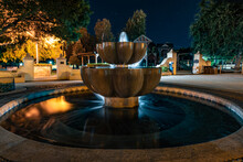 Plaza Fountain Springs Water O...