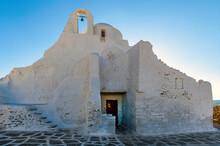 A Very Old Greek Orthodox Chur...