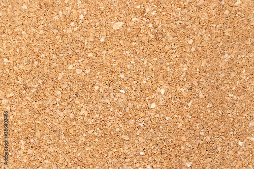 Brown yellow color of cork board textured background Wallpaper Mural