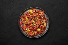 Kkanpunggi Or Korean Spicy Gar...