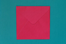 Red Envelope To Send Letters O...