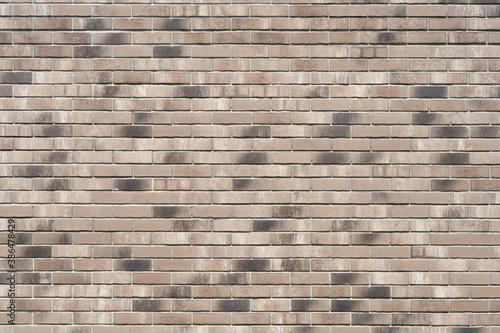 Decorative brick wall Tableau sur Toile