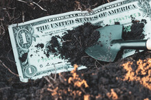 Bury The Dollar By Burying And...