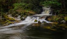 Elan River Waterfall A Waterfa...