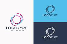 Portal Logo Icon Vector Isolated