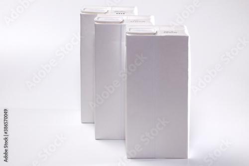 Papel de parede 紙パック容器