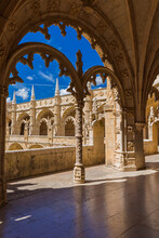 The Jeronimos Monastery - Lisb...