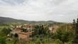 view of the village in region