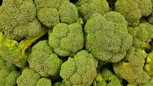 Fresh Green Broccoli Florets C...