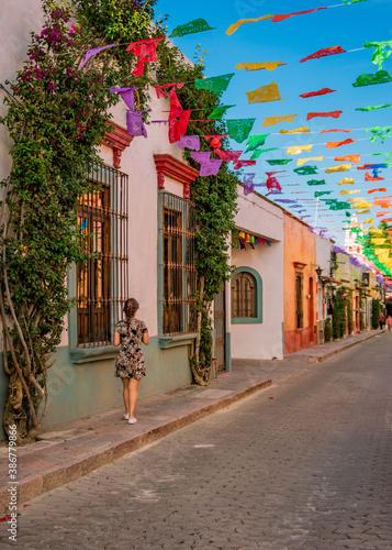Viaja y hospédate en Tequisquiapan, Querétaro, México. Su arquitectura y gastronomía te encantarán.