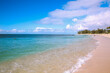 canvas print picture - Sunset Beach, North shore, Oahu, Hawaii