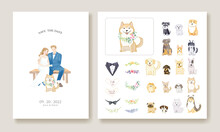 Wedding Invitation Cards, Save...