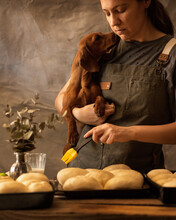 Horneando Pan