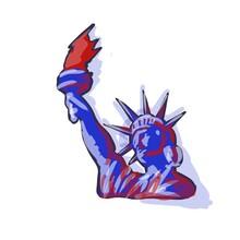 USA Statue Of Liberty Art