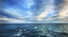 Panoramic View Of The Baltic S...